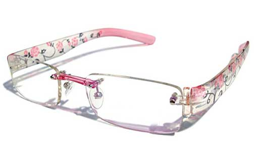 latest specs frame for girl