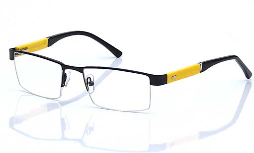 power glasses with cooling