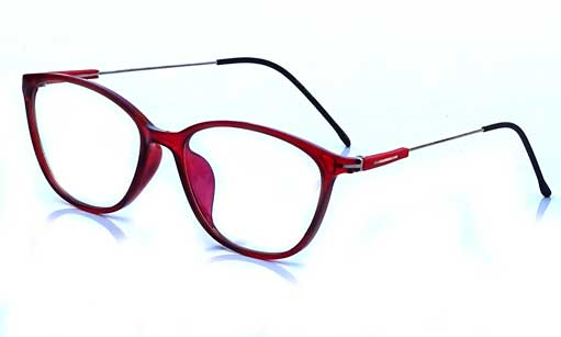 latest spectacle frames female