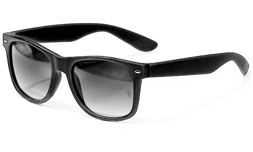 Black Power sunglasses