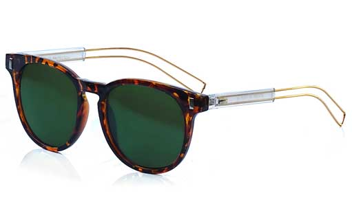 Dark Green Prescription Sunglasses