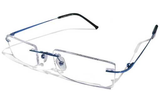 power glass frames